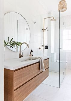Bathroom interior design 839991767982009913 - Bespoke Vanity Unit we recently completed for a local Sydney interior Designer Visualising Interiors. Bathroom Renos, Bathroom Renovations, Home Remodeling, Bathroom Ideas, Remodel Bathroom, Bathroom Organization, Bath Ideas, Bathroom Cleaning, Funky Bathroom