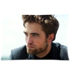 Robert Pattinson Custom Pillowcase Standard Size 20x30 PWC-1238 *** See this great image  : DIY : Do It Yourself Today