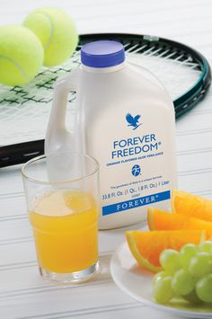 When combined, Glucosamine Sulfate, Chondroitin Sulfate,Vitamin C and MSM provide the first line of support for healthy joint function. Make Forever Freedom® a practical and nutritious way to start your day!