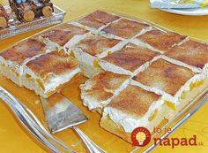 Úžasný koláčik, ktorý môžete podávať aj na slávnostný stôl. Je taký chutný, že ho určite nerobíte naposledy!