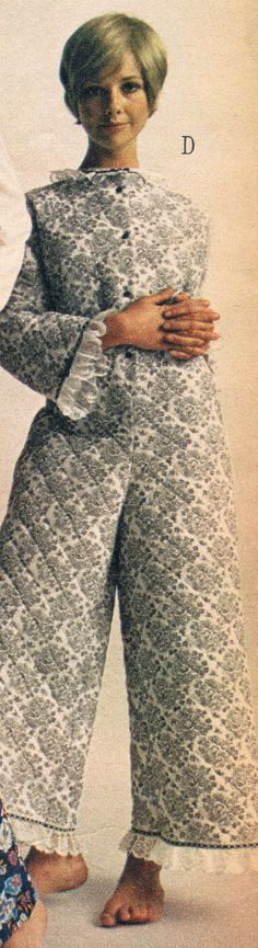 Penneys catalog 1969.  Cay Sanderson.
