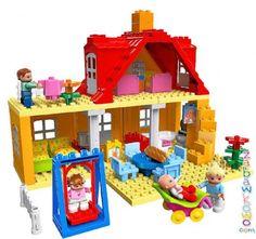 LEGO DUPLO DOM RODZINY 5639