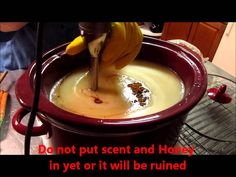 *Hot Process Crock-Pot - Vanilla, Honey & Oatmeal Soap w/ Recipe. Made with tallow. (please protect your pets-they should never have access to your soapmaking due to the danger of lye-Cindy)