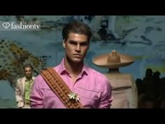 ▶ Etro Men Spring/Summer 2014 | Milan Men's Fashion Week | FashionTV - YouTube