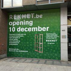 Binnenkort opening tweede winkel Rekhet.