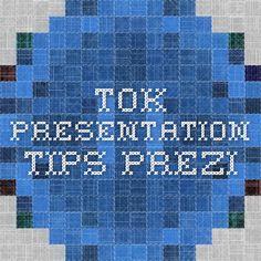 sample tok presentation