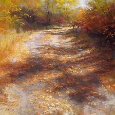 Gallery — Fine Art Pastels by Phil Bates Soft Pastel Art, Pastel Drawing, Painting & Drawing, Watercolor Paintings, Fall Paintings, Soft Pastels, Pastel Landscape, Abstract Landscape, Landscape Paintings