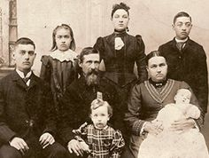 Mormonen Stammbaum