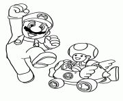 online mario coloring pages - photo#46
