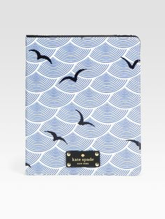 Chic iPad case by Kate Spade New York $85