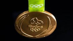 On Tuesday, Olympic officials in Rio de Janeiro revealed the medal designs for the upcoming 2016 Summer Games and Paralympics. Rio Olympic Medals, Olympic Games, Rio Olympics 2016, Summer Olympics, Olympic Channel, Going For Gold, Summer Games, Bronze, Gold Price