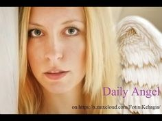 Daily Angel No12 with Fotini Kehagia (Gr)-Παρασκευή Αρχάγγελος Ουριήλ