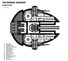 Space Ship Map - Pics about space