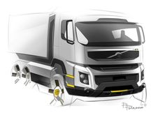 Sketch collection: Trucks