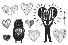 Take my love set by julymilks on Creative Market