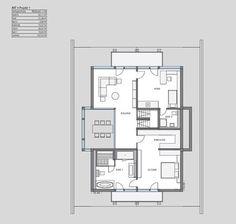 Sample Floor Plan HUF House ART 4
