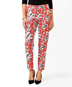 Womens trousers, pants and dress pants | shop online | Forever 21 - 2030337576