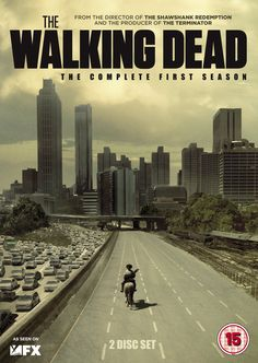 """The Walking Dead: Season 1 (2010) from Frank Darabont, starring Andrew Lincoln, Jon Bernthal, Sarah Wayne Callies, Laurie Holden and Jeffrey DeMunn. """"Police officer Rick Grimes leads a group of survivors in a world overrun by zombies."""""""