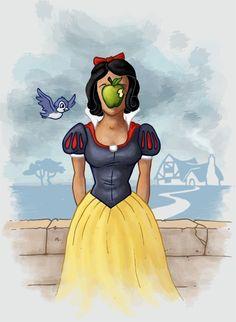 Magritte + Disney