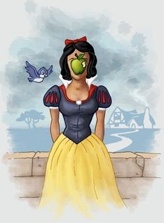 Magritte + Disney it could be fun to have students take their favorite characters from tv, cartoons, movies, books, etc and transform them according to a specific artist's style.