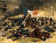 Le siège de Paris Jean-Louis-Ernest Meissonier (1815 - 1891)