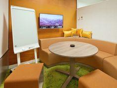 Sala Gran Cañón. Oficinas de CBRE España.  Workplace, diseño, arquitectura, oficinas, offices, architecture, design