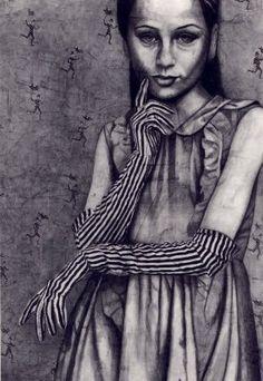 Jenny Scobel Artist | JENNY SCOBEL/Cover art from Solow:lynn crawford