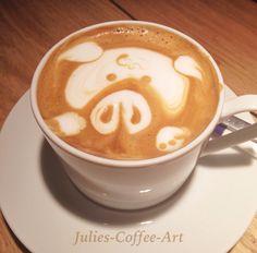 Pig Cappuccino