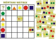 Games For Kids, Diy For Kids, Visual Perception Activities, Sudoku, Color Games, Montessori, Kindergarten, Classroom, Kids Rugs