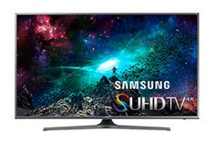Product review on ShoreBranding.com - Samsung's SUHD Smart TV
