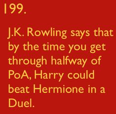 Harry Potter Facts: #199