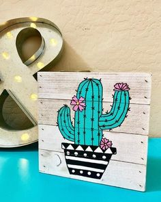 madewithmichaels - A spontaneous lil cactus friend 🌵 . Plant Painting, Stencil Painting, Painted Jars, Painted Rocks, Painted Rock Cactus, Cactus Vector, Mandala Canvas, Easy Sewing Patterns, Diy Canvas Art