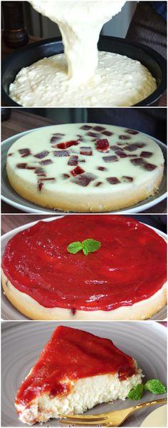 A MAIS FACIL Torta de ricota com goiabada #torta #tortas #tortafacil #tortabarata #toratarapida #massas