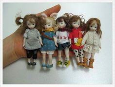 Dolls by Sun Joo Dee