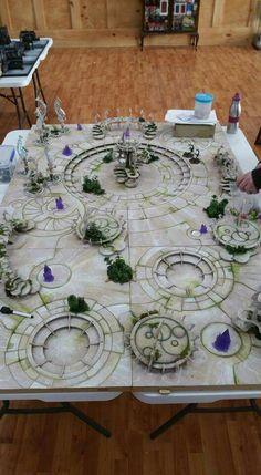 Game Terrain, 40k Terrain, Wargaming Terrain, Warhammer 40k Tabletop, Warhammer Terrain, Dnd Mini, Miniature Bases, Diy Table Top, Board Game Design