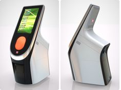 Studio Backs - bCODE MP300 Retail Terminal