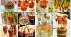 Ricetta bicchierini salati