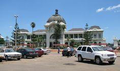 Train station - Maputo, Mozambique