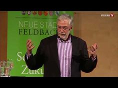 """Prof Dr Gerald Hüther """"Freude am Leben"""" in Feldbach   vulkantv.at - YouTube Stress, Motivation, Good To Know, Youtube, Film, Fictional Characters, Happiness In Life, Challenges, Entrepreneur"""
