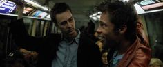 """The movie contains several subtle hints about the special """"relationship"""" between Tyler Durden and the narrator. 