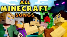 MINECRAFT SONGS (TryHardNinja)