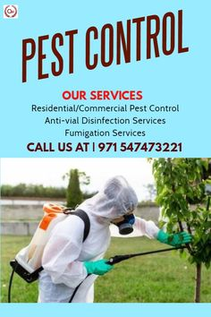 QPC is the Best Pest Control in Sharjah. Pest control services are effective to eliminate the growth of pests and make your place hygienic more. Fumigation Services, Pest Control Services, Best Pest Control, Sharjah