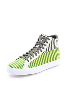 Adidas x opening ceremony rod layer hi sneakers