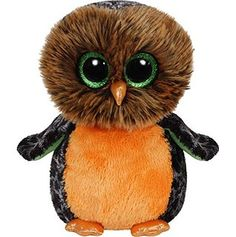 68d51009d5b Amazon.com  Ty Beanie Babies Boo Who  - Owl (Hallmark Gold Crown Exclusive)   Toys   Games