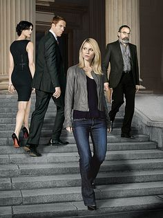 Watch the first teaser for Homeland season 3!
