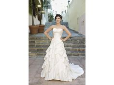Demetrios 4256 16 find it for sale on PreOwnedWeddingDresses.com