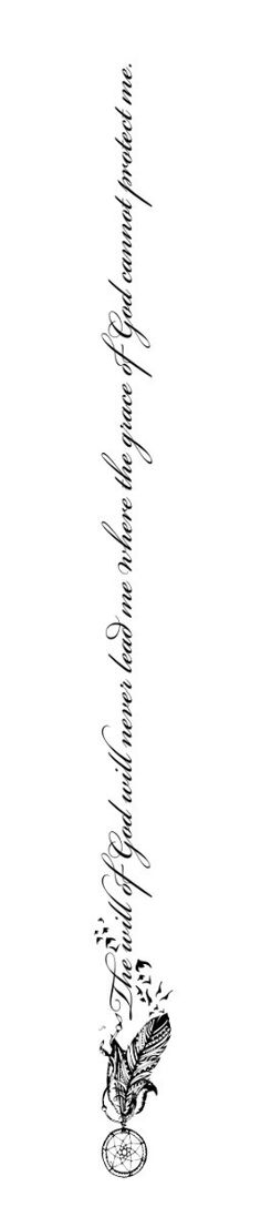 21 Unique Short Tattoo Quotes for Women Spine tattoo, without… Unique tattoo – Fashion Tattoos Short Quote Tattoos, Tattoo Quotes For Women, Small Tattoos, Spine Tattoos For Women, Side Tattoo Quotes, Shoulder Tattoo Quotes, Girl Spine Tattoos, Tattoo Sayings, Faith Tattoos