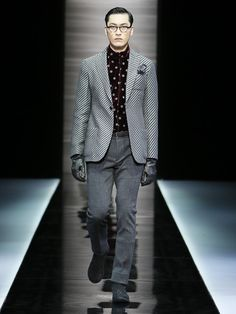 GIORGIO ARMANI 2013~14 A/W Collection