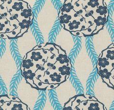 Drygoods Design — Alchemy Decorator Kimono Twilight Rayon/Linen