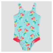 Toddler Girls' One Piece Swimsuit Mermaids - Just One You™ Made by Carter's® Green